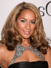 Leona Lewis Glam Hair Styles