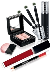Givenchy Vintage Christmas 2010 Makeup Collection