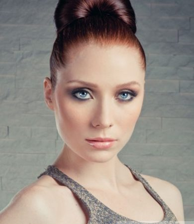 Hot New Top Knot Hairstyle