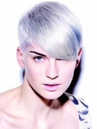 Glossy Short Haircuts for Spring