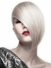 Glossy Short Hairstyle Ideas 2012