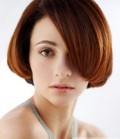 Lovely Bob Haircut Idea