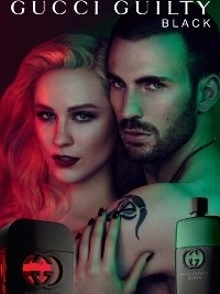 Gucci to Launch Guilty Black Fragrance 2013