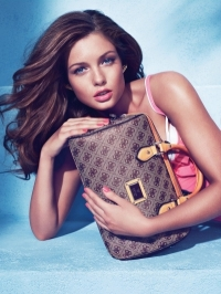 Guess Accessories Holiday 2012 Campaign