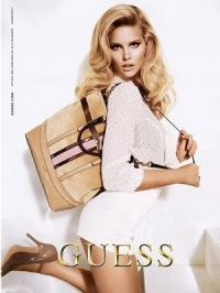 Guess Acessories Holiday 2011 Campaign