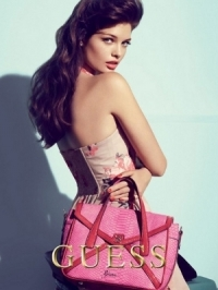 GUESS Accessories Spring/Summer 2012 Ad Campaign