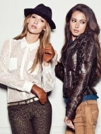 Guess Denim Fall/Winter 2012 Lookbook
