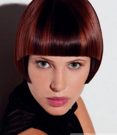 Fab Short Bob Haircut