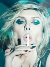 Heidi Klum Sings and Pole-Dances for Hunger Magazine
