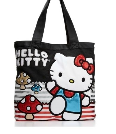 Hello Kitty Graphic Tote