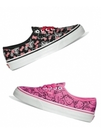 Hello Kitty x Vans Collection 2011 New Designs