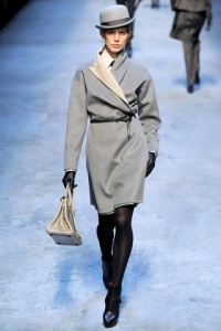 Fall 2010 Trench Coat Fashion Trend