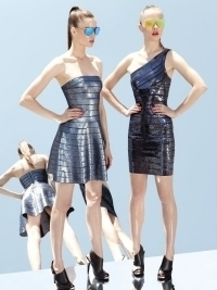 Herve Leger by Max Azria Resort 2013 Collection