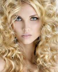 High Volume Glam Curly Hairstyles