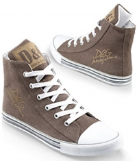 High Top Shoes Style Trend