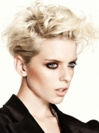 High Fashion Short Haircuts