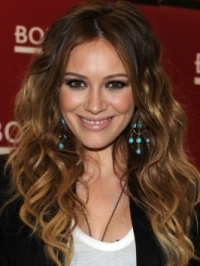 Celebrity Ombre Hair Color Trend