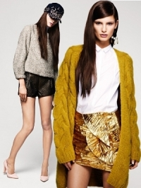H&M Fall 2012 Lookbook