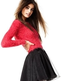 H&M Party Essentials Holiday 2012 Lookbook