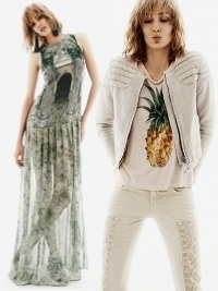 H&M Spring 2013 Lookbook