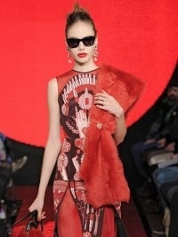 Holly Fulton Fall 2013 Collection London Fashion Week