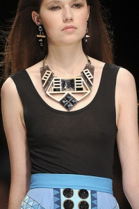 Spring Summer 2011 Oversized Jewelry Trend