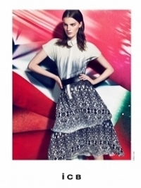 ICB by Prabal Gurung Fall 2012 Campaign