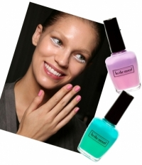 In the Mood 2011 Color Changing Nail Polishes