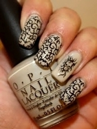 Interesting Nail Art Designs for Fall