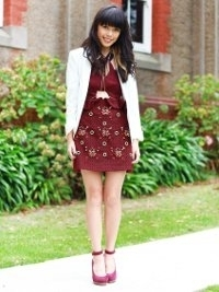 Interview with Blogger and Handcrafter Connie Cao of K is for Kani