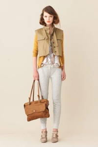 J. Crew Spring  2011 Collection
