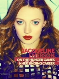Jacqueline Emerson Talks Music and The Hunger Games with Glamoholic