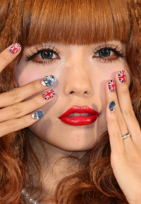 Nail Queen Awards 2009 – Japanese Nail Art