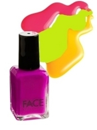 Face Stockholm for J.Crew Spring 2012 Nail Polishes