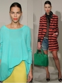 J.Crew Spring 2012 – New York Fashion Week