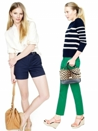 J.Crew Looks We Love for Spring 2012