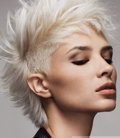 Gorgeous Mohawk Hairstyle
