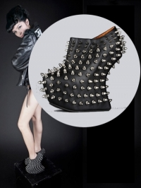 Jeffrey Campbell x The Damned Spring 2012 Wouldn't It Be Nice Lookbook