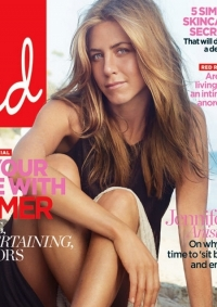 Jennifer Aniston Covers 'Red' May 2011