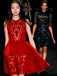 Jill Stuart Fall 2013 Collection New York Fashion Week