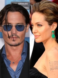Johnny Depp + Angelina Jolie = One Hot Movie