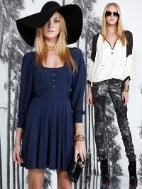 Juicy Couture Fall 2013 Collection New York Fashion Week