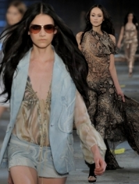 Just Cavalli Spring 2012 – Milan Fashion Week