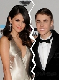 Justin Bieber and Selena Gomez Split