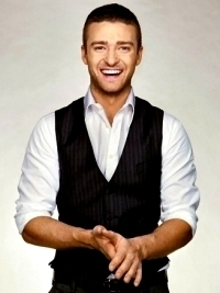 Justin Timberlake on Jessica Biel and Britney Spears in Vanity Fair July 2011