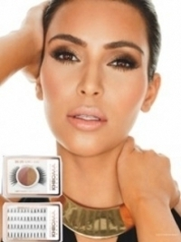 Kardashians Share Promo Pictures for Khroma Beauty Products