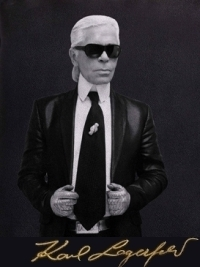 Karl Lagerfeld for Sephora Holiday 2011 Collection