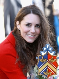 Kate Middleton's Coat of Arms Revealed