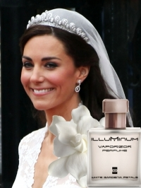 Kate Middleton's Wedding Day Perfume Revealed