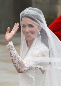 Royal Wedding – Kate Middleton's Wedding Gown